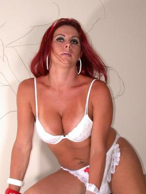 Free Tranny Redhead Porn Pictures